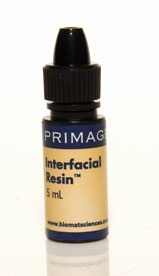 Interfacial Resin